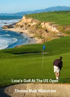 Cover for 'Love's Golf At The US Open'