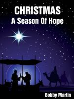 Cover for 'Christmas A Season Of Hope'