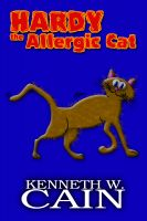 Cover for 'Hardy the Allergic Cat'