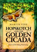 Cover for 'Hopskotch and the Golden Cicada'