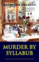 Murder by Syllabub cover