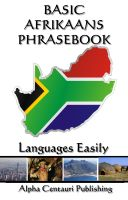 Cover for 'Basic Afrikaans Phrasebook'