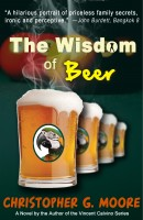 Cover for 'The Wisdom of Beer'