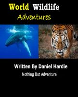 Cover for 'World Wildlife Adventures'
