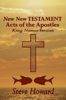 Cover for 'New New Testament Acts of the Apostles'