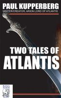 Cover for 'Two Tales of Atlantis'