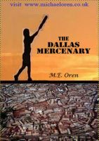 Cover for 'THE DALLAS MERCENARY'