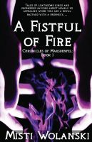 Cover for 'A Fistful of Fire (Aleyi)'
