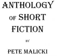 Cover for 'Anthology of Short Fiction'