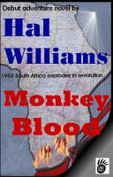Cover for 'Monkey Blood'