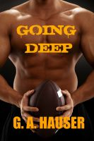 Cover for 'Going Deep'