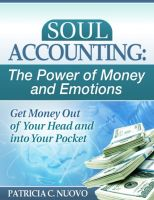 Cover for 'Soul Accounting:  The Power of Money and Emotions'