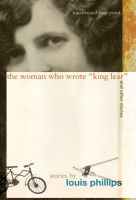 Cover for 'The Woman Who Wrote King Lear and other stories'
