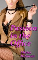 Cover for 'Passion in the Office'