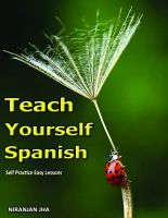 Cover for 'Teach Yourself Spanish'
