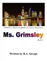 Cover for 'Ms. Grimsley'