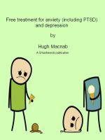 Cover for 'Free private treatment for anxiety or depression'