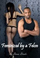 Cover for 'Feminized by a Felon'