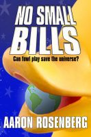 Cover for 'No Small Bills'