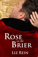 Cover for 'Rose in the Brier'