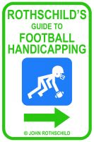 Cover for 'Rothschild's Guide to Football Handicapping'