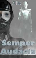 Cover for 'Semper Audacia'