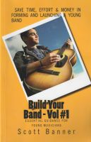 Cover for 'Build Your Band - Volume #1'