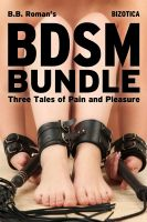 Cover for 'BDSM Bundle: Three Tales of Pain and Pleasure'