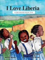 Cover for 'I Love Liberia'