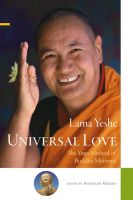Cover for 'Universal Love - The Yoga Method of Buddha Maitreya'