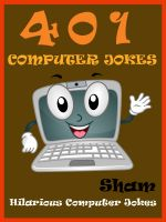 Cover for 'Jokes Computer Jokes : 401 Computer Jokes'