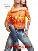 Cover for 'A Modern Love Story'