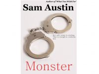 Cover for 'Monster'