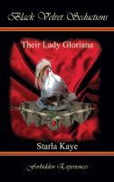 Cover for 'Their Lady Gloriana'