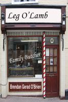 Cover for 'Leg O'Lamb: Family Butcher'