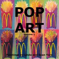 Cover for 'Pop Art, Vol 1'