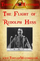 Cover for 'The Flight of Rudolf Hess'
