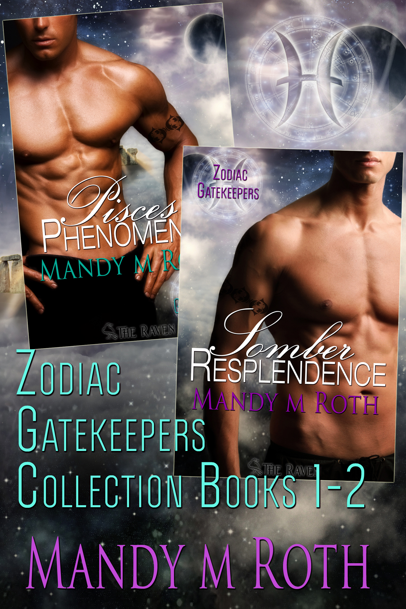 Mandy M. Roth - The Zodiac Gatekeeper Collection Books 1-2