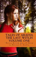 Cover for 'Tales of Aradia The Last Witch Volume 1'