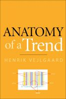 Cover for 'Anatomy of a Trend'