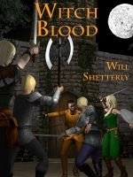 Cover for 'Witch Blood'