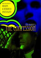 Cover for 'the Confession'