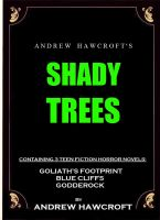 Cover for 'Shady Trees'