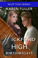 Cover for 'Birthright (Wickford High #3)'