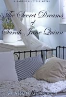 Cover for 'The Secret Dreams of Sarah-Jane Quinn'