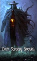 Cover for 'Morpheus Tales Dark Sorcery Special Ebook'