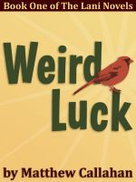 Cover for 'Weird Luck'