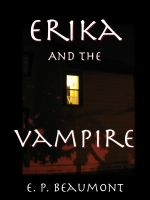 Cover for 'Erika and the Vampire'