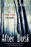 Cover for 'After Dusk'