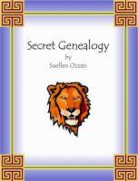 Suellen Ocean - Secret Genealogy